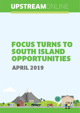 Focus turns to South Island opportunities - April 2019