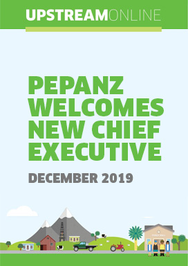 PEPANZ welcomes new Chief Executive - December 2019