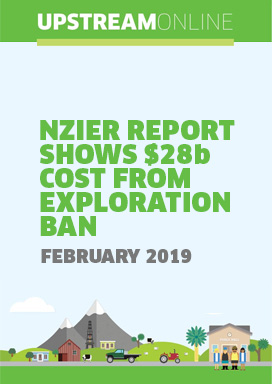NZIER report shows $28b cost from exploration ban  - February 2019