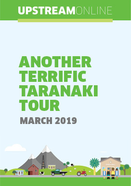 Another terrific Taranaki Tour - March 2019