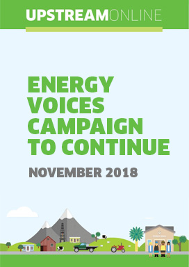 Energy Voices campaign to continue - November 2018
