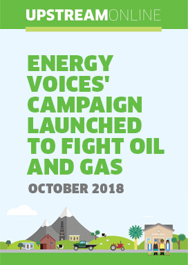 Energy Voices campaign launched to fight oil and gas changes - October 2018