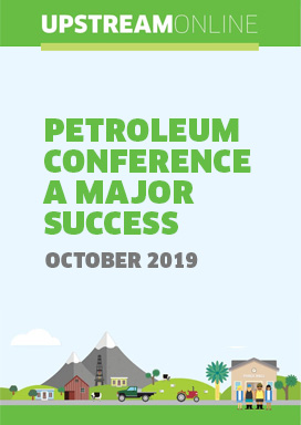Petroleum Conference a major success - October 2019