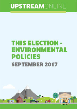 This Election - Environmental Policies - September 2017