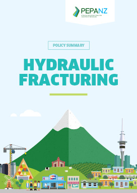 Policy - Hydraulic Fracturing