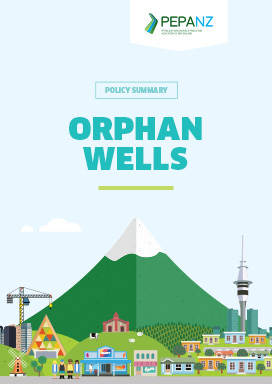Policy - Orhpan Wells