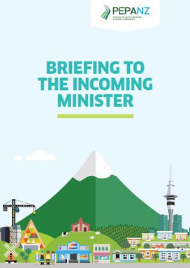 Briefing to the Incoming Minister